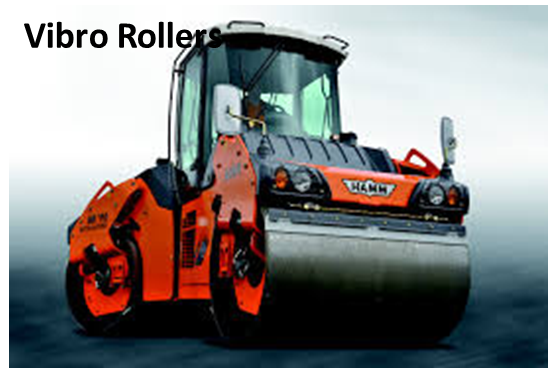 Vibro Rollers